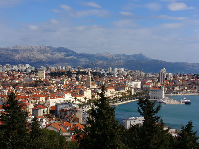 View of Split from Marjan (2)