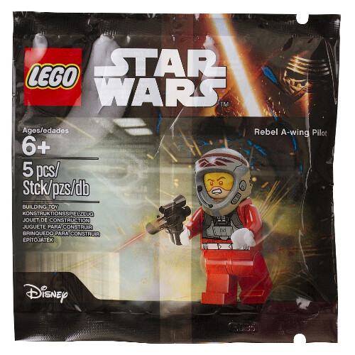 LEGO Star Wars Rebel A-Wing Pilot