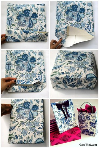 Creating a DIY Paper Gift Bag Step by Step