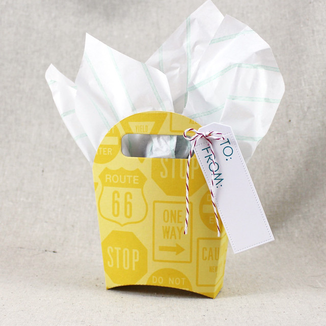 Road Signs Gift Tote