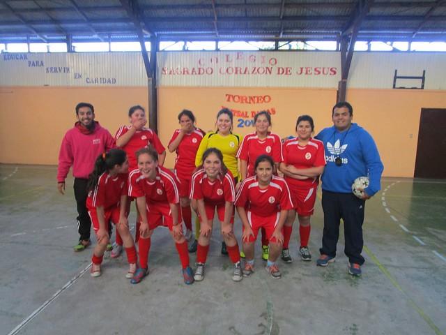 Futsal Damas 2016