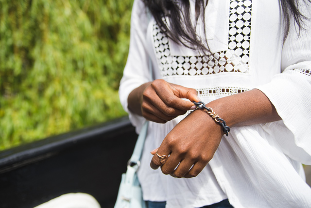 X Jewellery bracelet