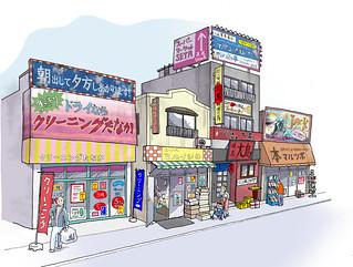 「世田谷の風景づくり~界わい形成地区ガイドブック」
