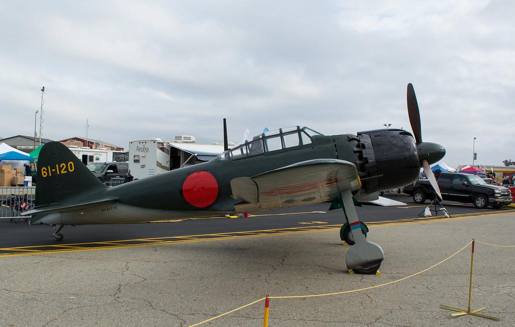 Mitsubishi A6M Zero  (P.O.F. #34)