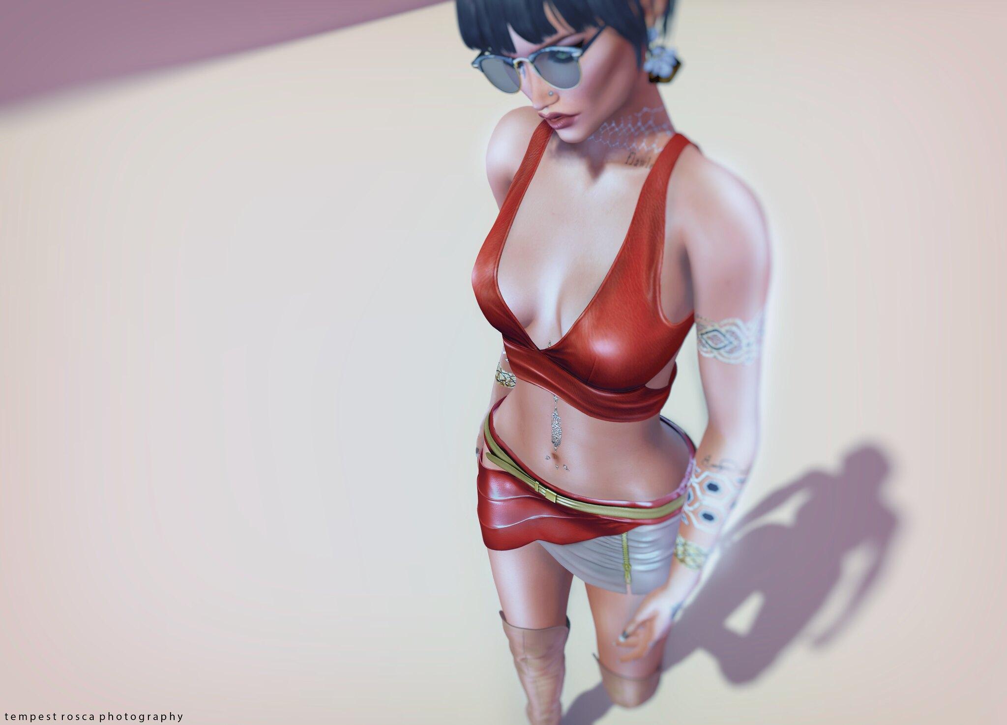 Belt Up, Betty! Red...
