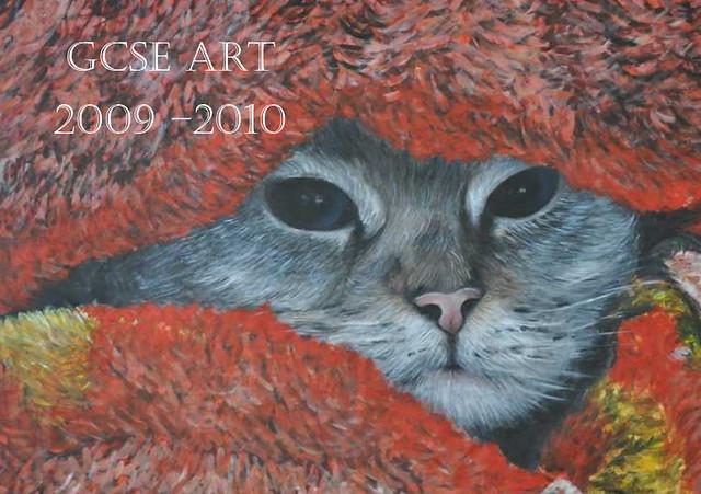Lady Elizabeth School GCSE Artwork