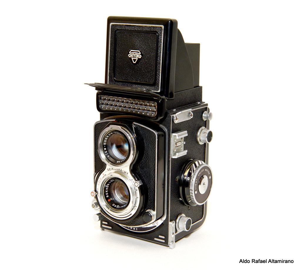 Minolta Lmx Minolta Autocord Lmx | Flickr