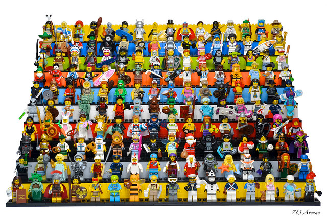 World Minifigures Collect Them All Lego Collectible Minifigures