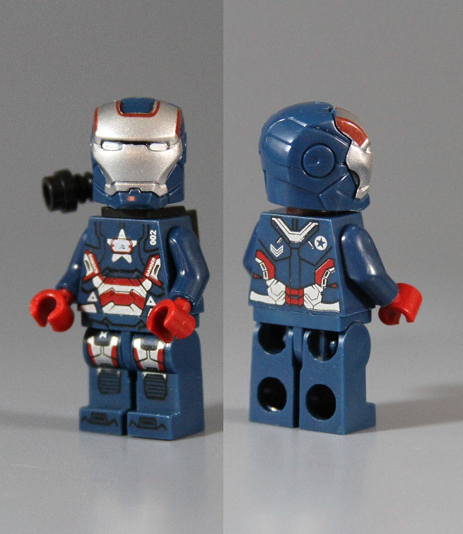 Iron Patriot Lego Iron Patriot Flickr Photo