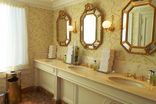 Amstel Hotel Toilets