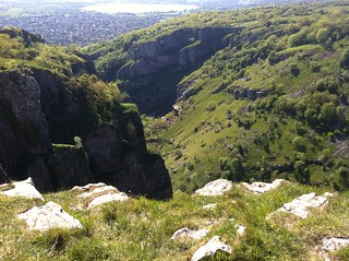 Cheddar retreat - the Gorge