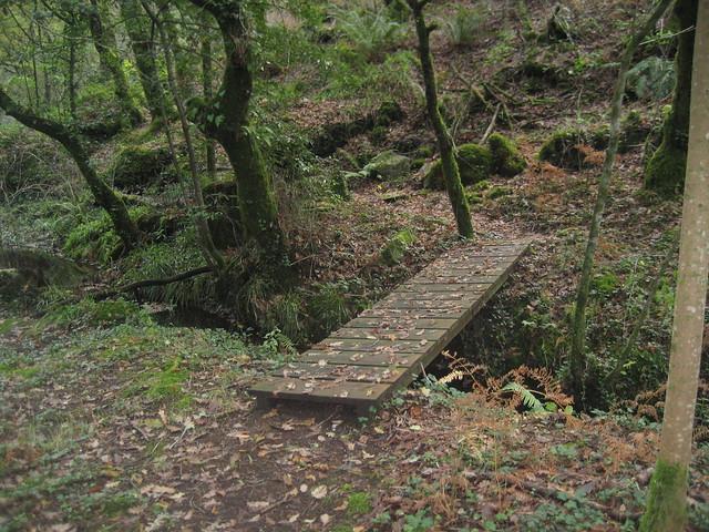 Puente PR-G 123 Senda Peonil da Ponte do Ramo