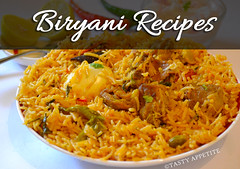Biriyani Recipes