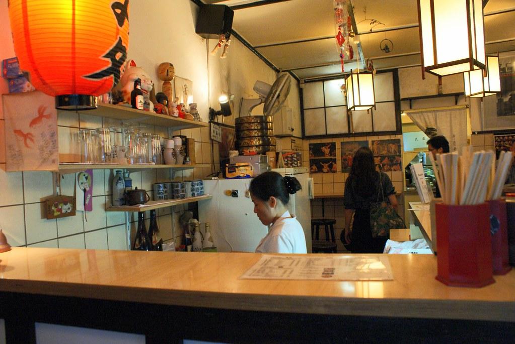 Musashi : Superbe restaurant japonais à Kreuzberg.