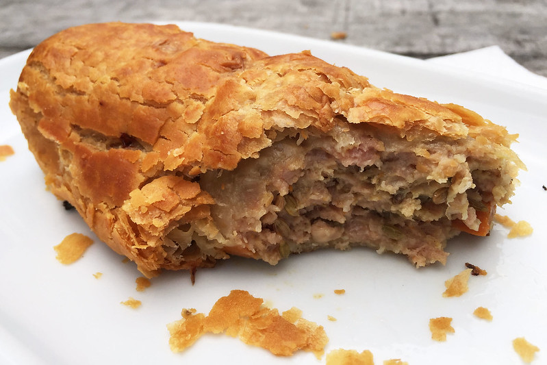 Pork and Fennel Sausage Roll, Bourke Street Bakery