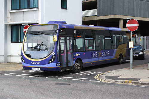 First Hampshire and Dorset 63064 SK63KKE