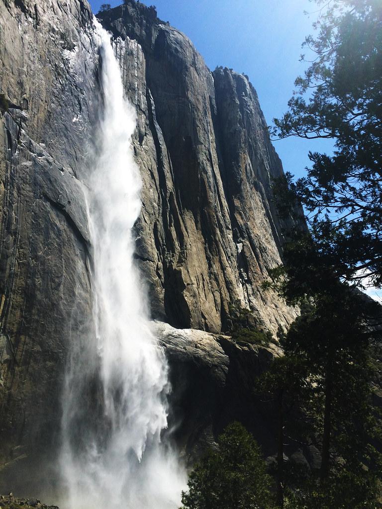 Upper Yosemite Fall, Yosemite National Park, California
