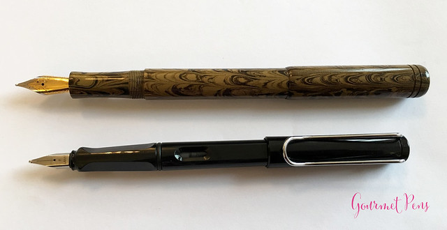 Review Peyton Street Pens Range Monterey Fountain Pen 039