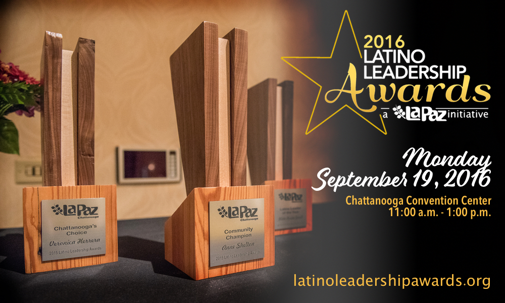 2016 Latino Leadership Awards, Monday, September 19, 2016