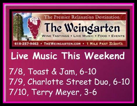 The Weingarten 7-8-16