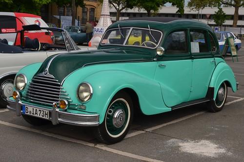 BMW Eisenach 340-2 (1952)
