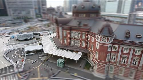 miniature Xperia X Performance Creative Effect