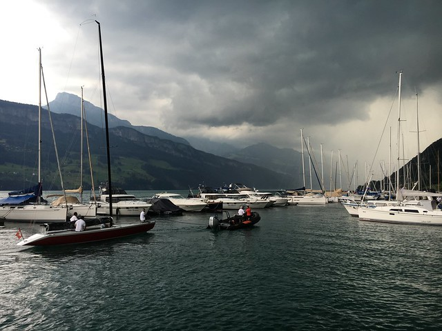 6mJI Swiss Class Championship 2016 – Preparation Day