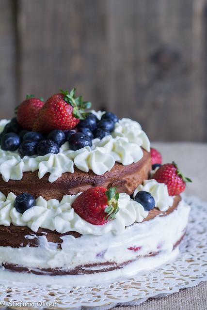 Naked cake 6353