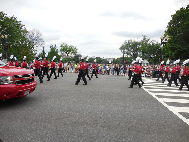 2016 - National Memorial Day Parade