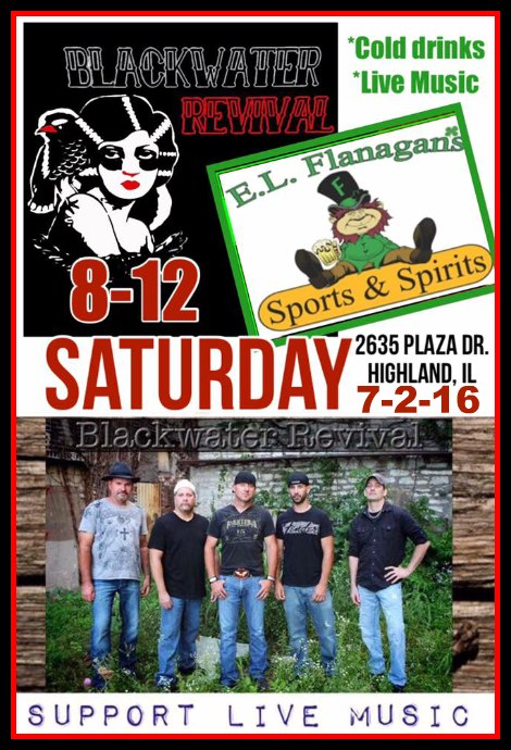 Blackwater Revival 7-2-16