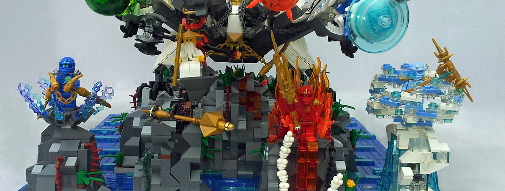Green Ninjago Dragon Lego Ninjago Ultra Dragon