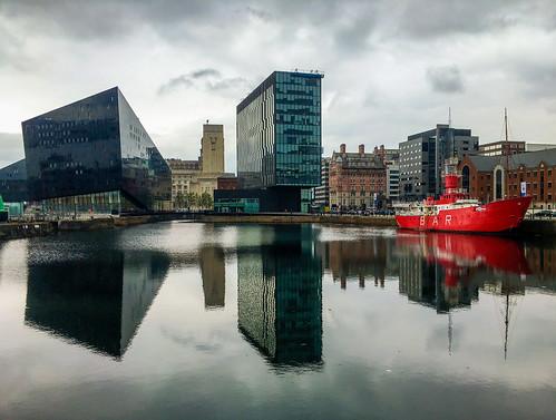 Liverpool, from Albert Dock