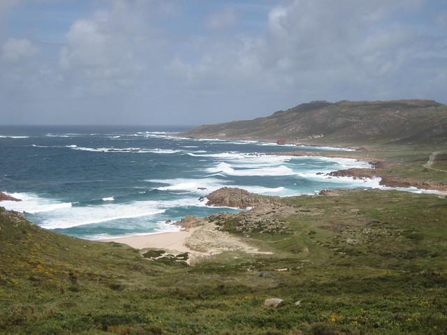 Playa Pedrosa, Balea y Reira en Camariñas