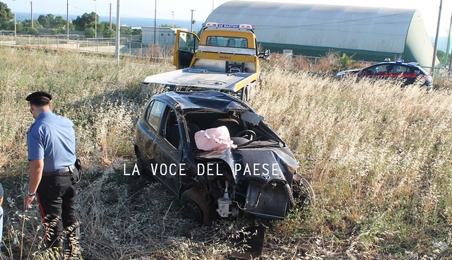 incidente polignano