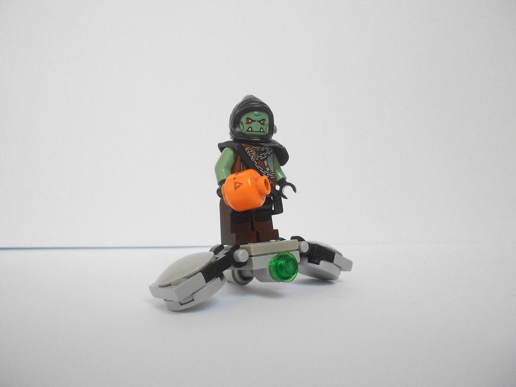 Spiderman Black Cat Lego
