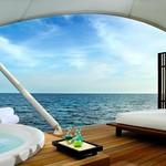 W Retreat & Spa - Maldives—Away Spa Treatment Area