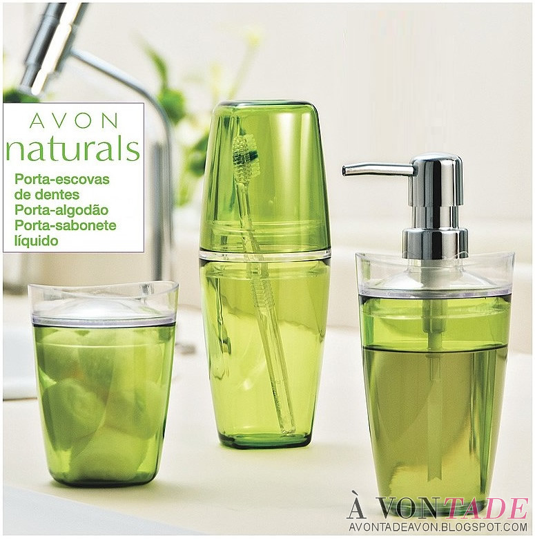 Programa de Incentivo Avon Naturals - Exclusivo C.06/15