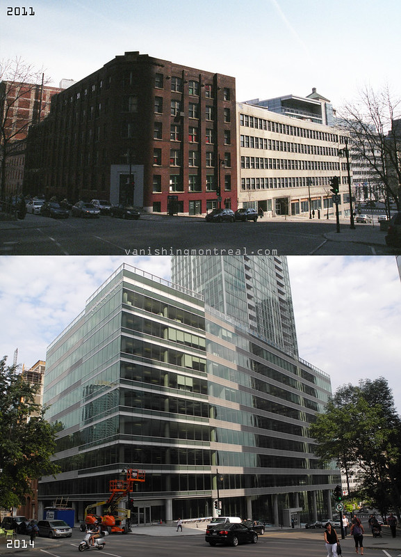 Before / After : Beaver Hall Hill (Altoria) 1