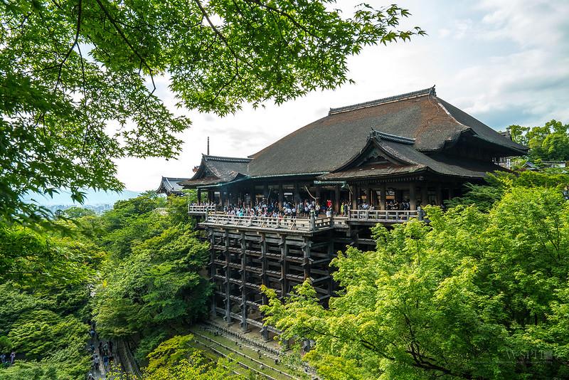 日本-京都-清水寺