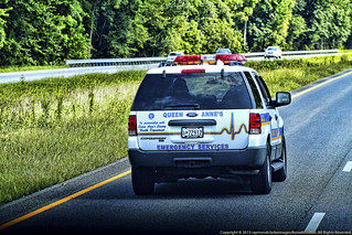 Queen Anne's Emergency Services | by raymondclarkeimages