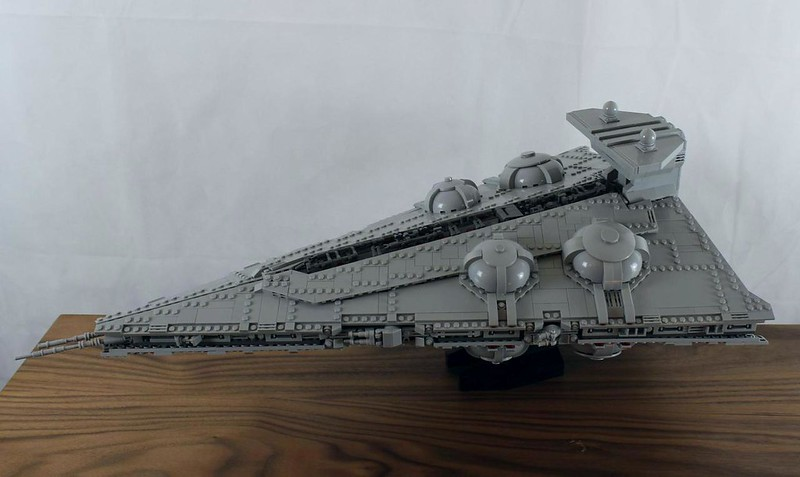 Imperial Interdictor Cruiser - The IIC Constrictor, by Raskolnikov, on Eurobricks