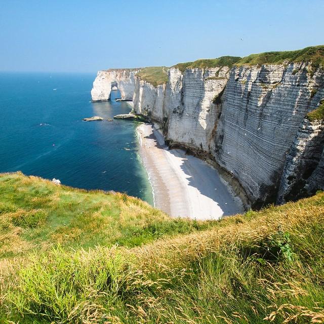 paisajes mas lindos de Francia