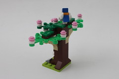 LEGO March 2014 Mini Monthly Build Spring Tree (40096)
