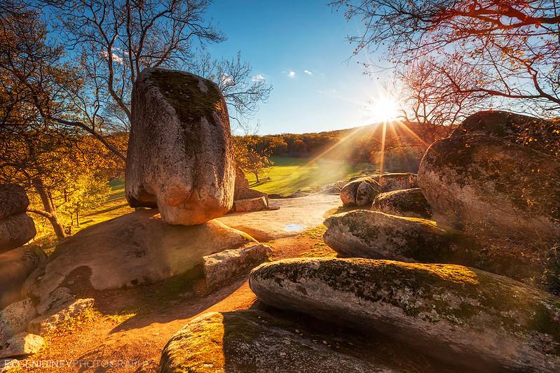 Begliktash - Bulgarian Stonehenge