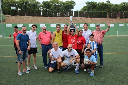 07/07/2016 III Torneig de Futbol Solidari de Projecte Home