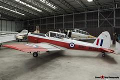 G-BXGX WK586 V - C1 0609 - Private - De Havilland Canada DHC-1 Chipmunk 22 - Duxford - 100711 - Steven Gray - IMG_2616