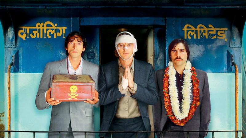 viaje a darjeeling - 2007 - wes anderson