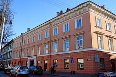 Дворец Тизенгаузов (Tyzenhauzų rūmai)