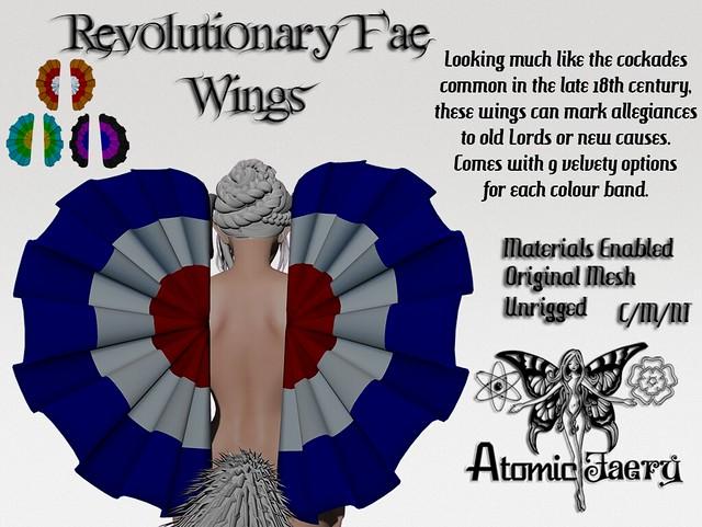 Revolutionary Fae