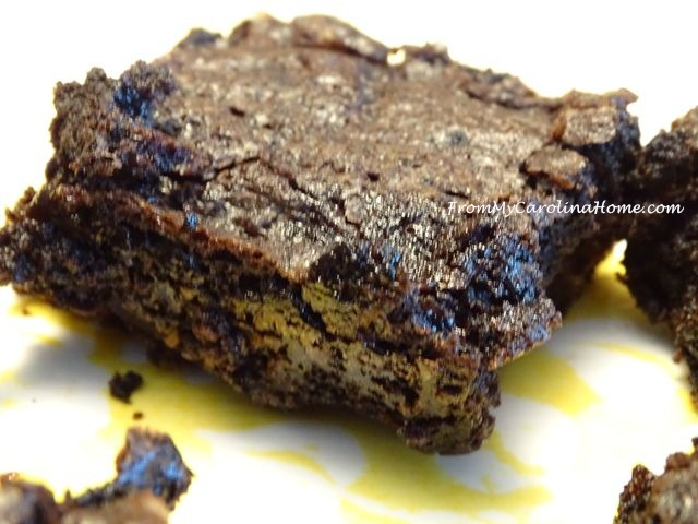 Gifts From the Kitchen - Double Dutch Brownies | From My Carolina Home